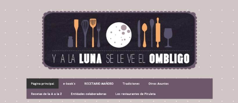 Banner Blog: Y a la luna se le ve el ombligo 0
