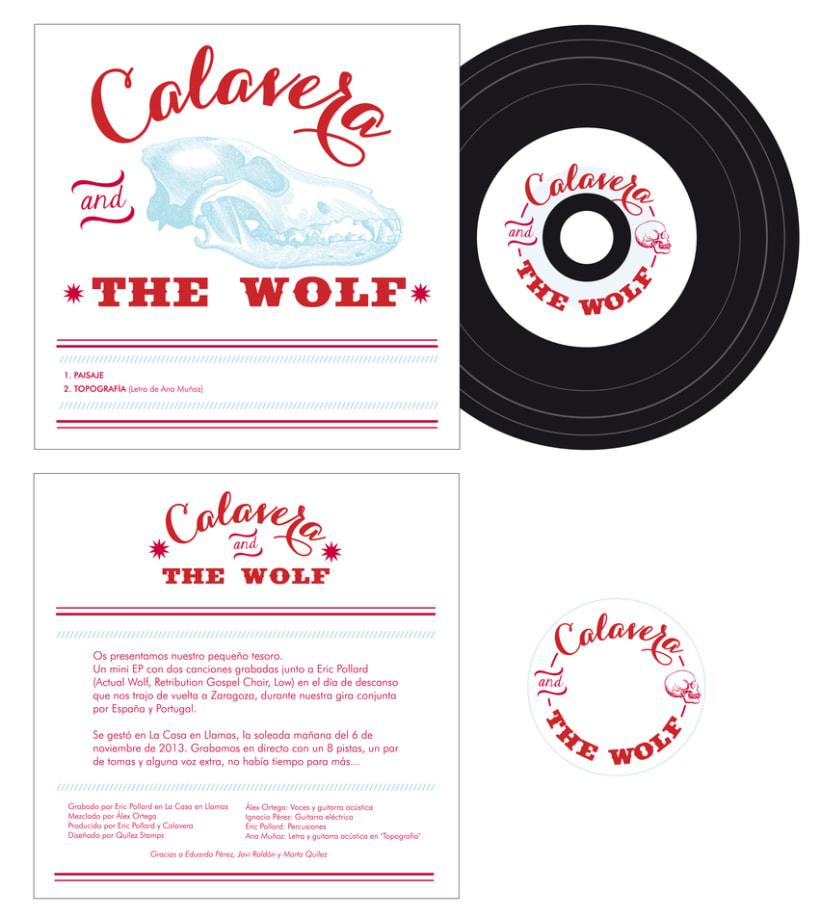 Calavera & The Wolf EP 1