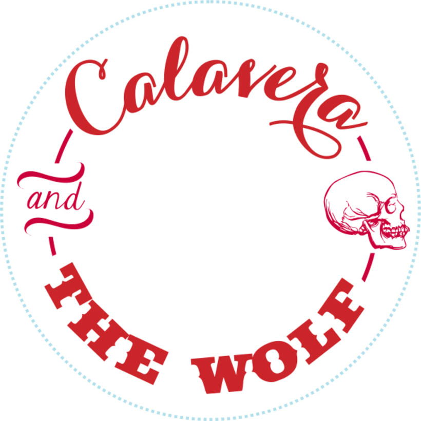 Calavera & The Wolf EP 2
