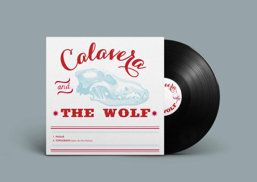 Calavera & The Wolf EP 0