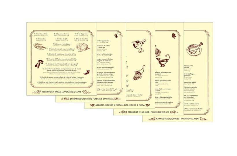 Imagen corporativa Cafetería Principal 2