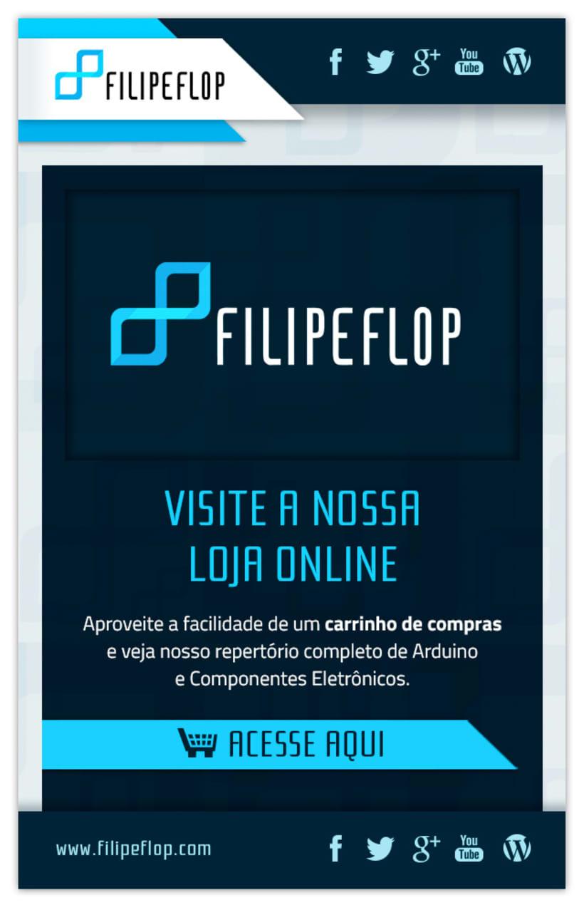 DIGITAL / FILIPEFLOP - Blog, newlsletter, fanpage, web, mail, etc 21
