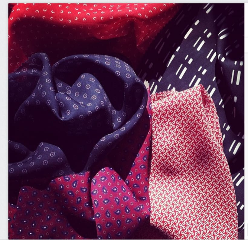 ATHENEA. Estampación textil. 8