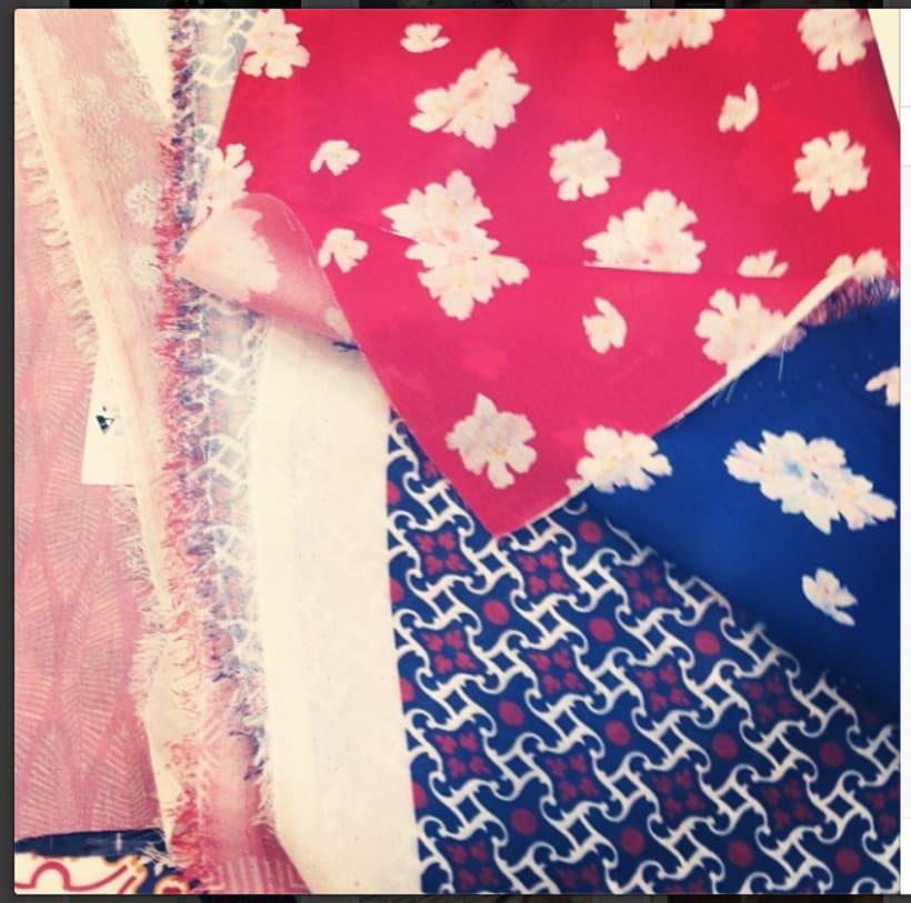 ATHENEA. Estampación textil. 10