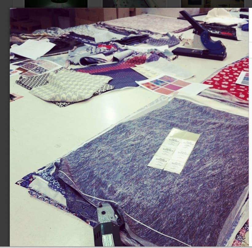 ATHENEA. Estampación textil. 11