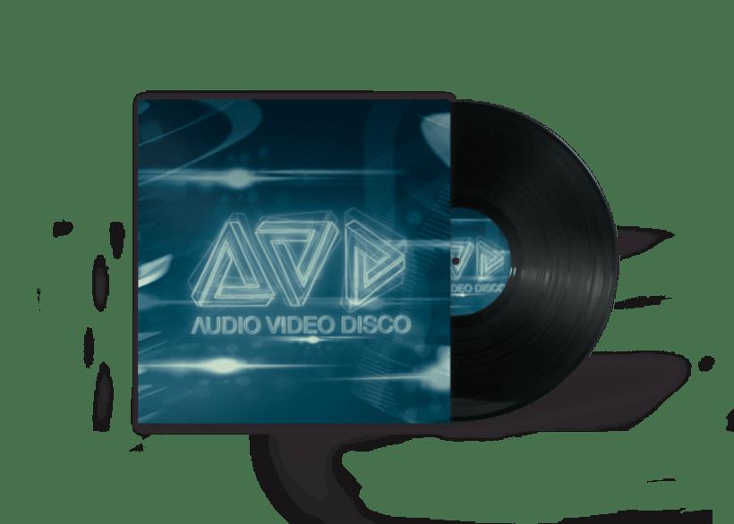 Audio Video Disco 8