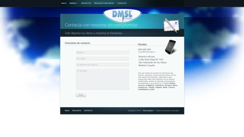 DMSL Energía S.L 0