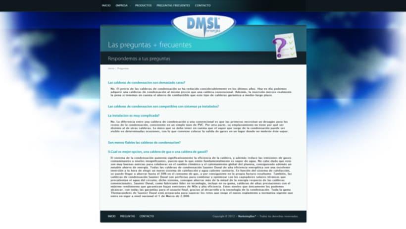 DMSL Energía S.L 2