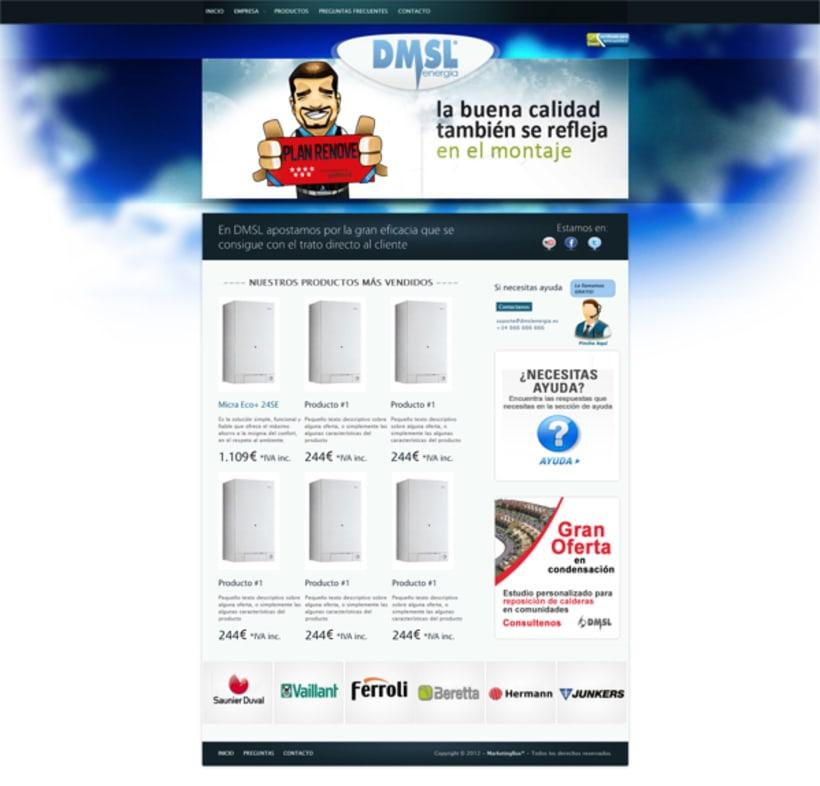 DMSL Energía S.L 3