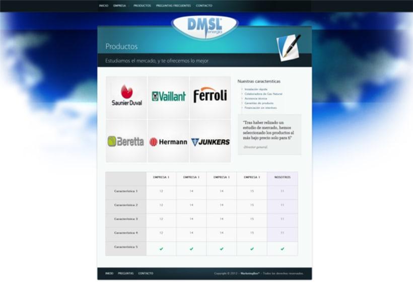 DMSL Energía S.L 5
