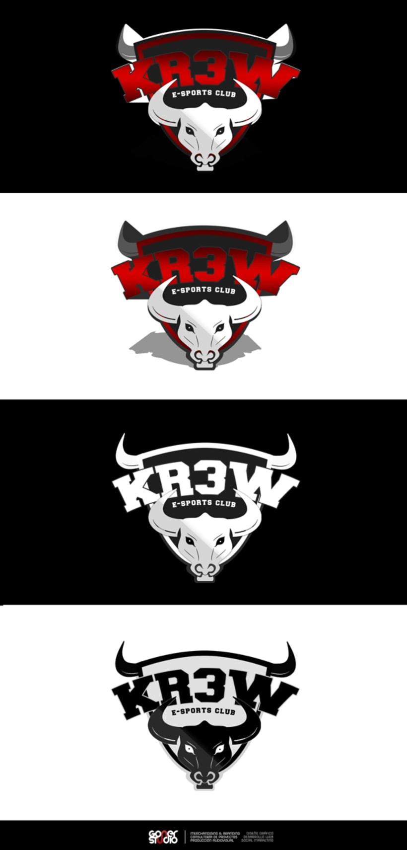 KR3W eSports Club -1