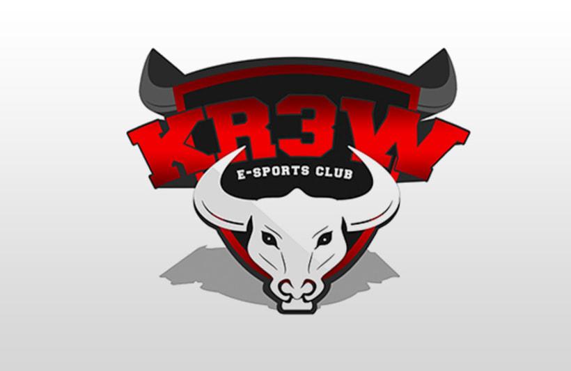 KR3W eSports Club 1
