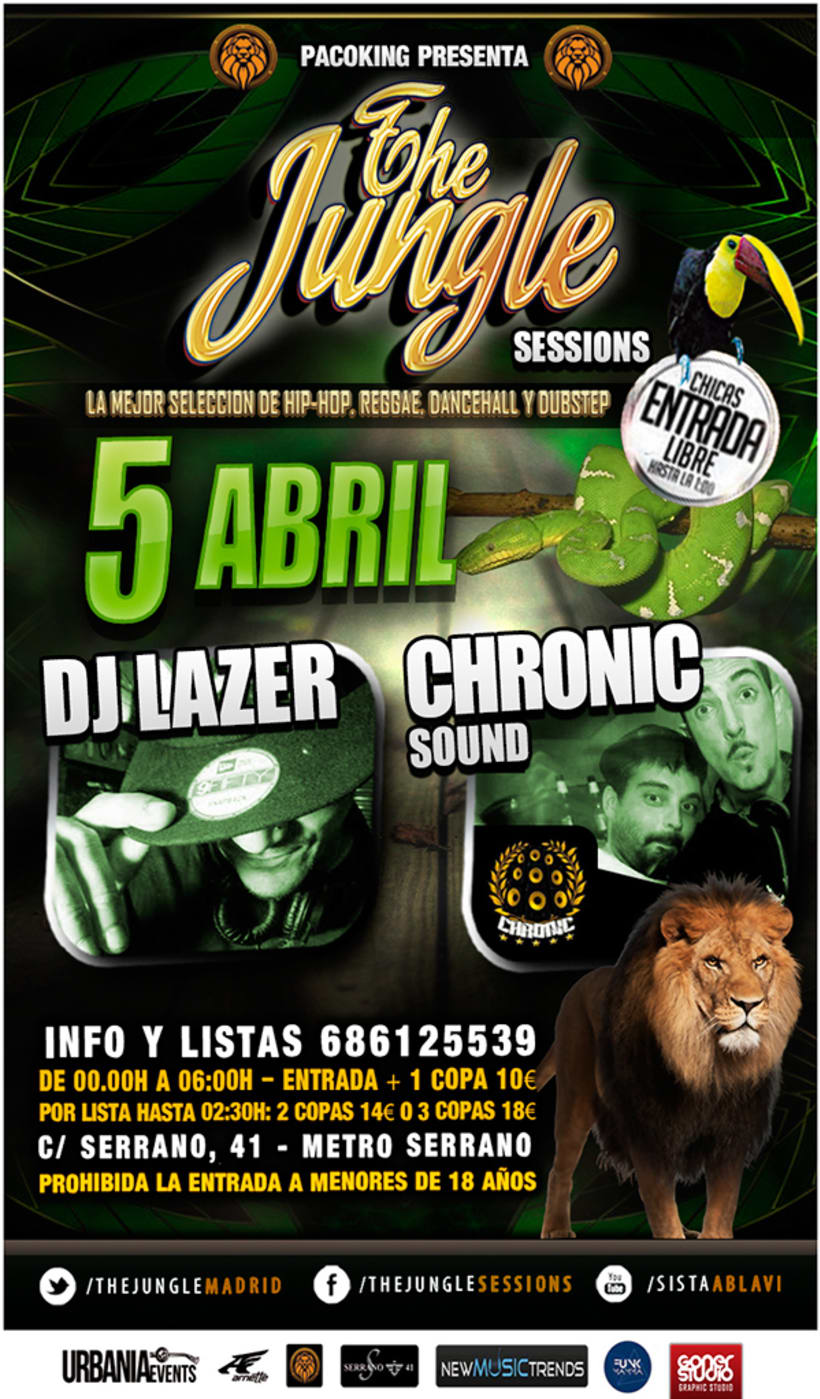 The Jungle Sessions 3