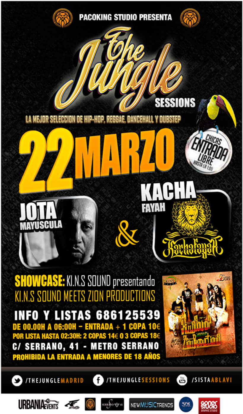 The Jungle Sessions 5