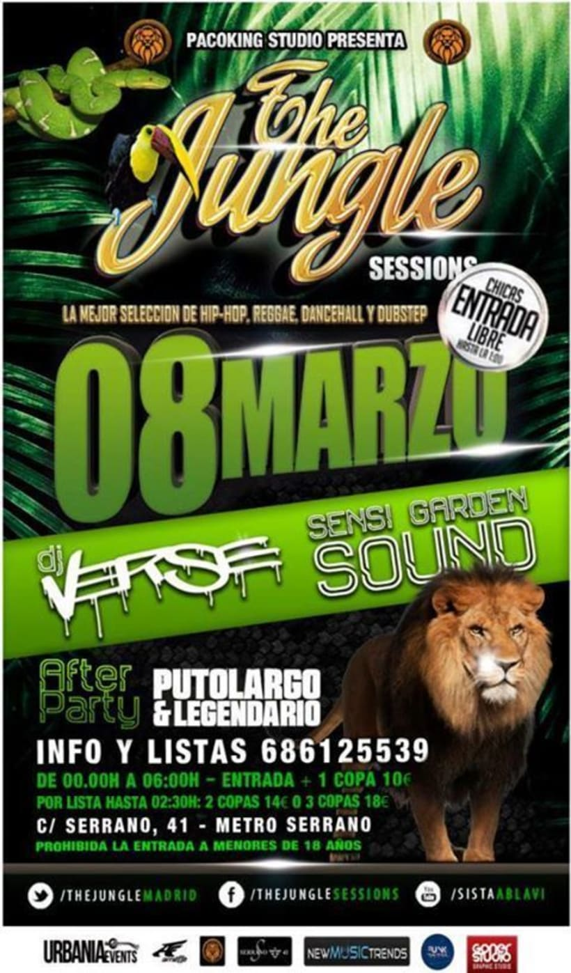 The Jungle Sessions 6