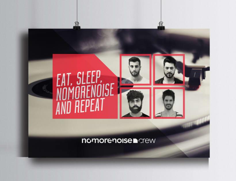 No More Noise Crew, sello discográfico de música electrónica 3