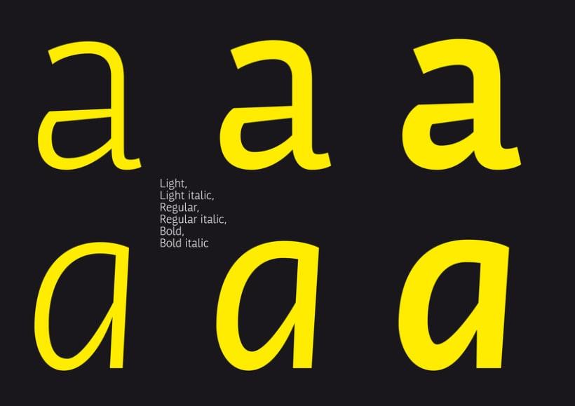 Nuestras tipografías 1