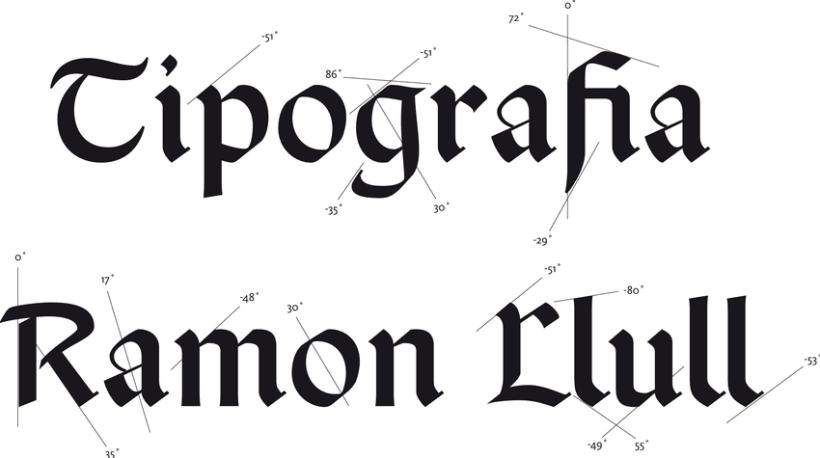 Nuestras tipografías 2