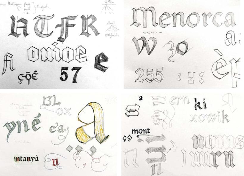 Nuestras tipografías 3
