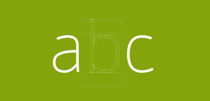 Nuestras tipografías 5