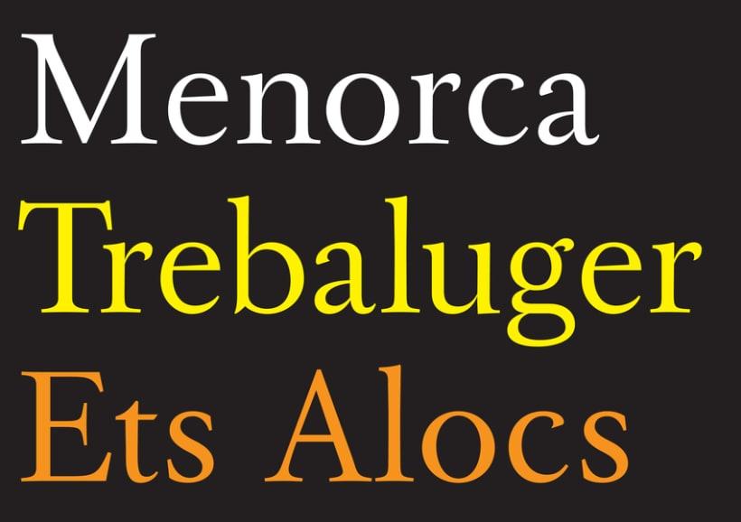 Nuestras tipografías 6