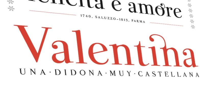 Nuestras tipografías 12