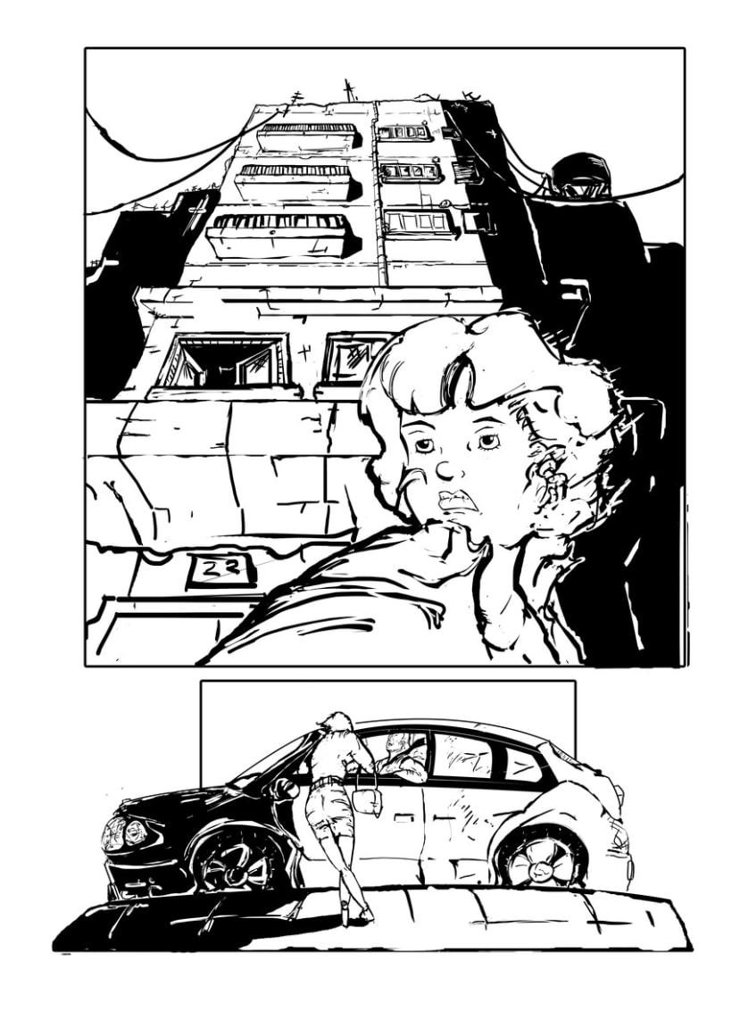Comic SmokZomby 1