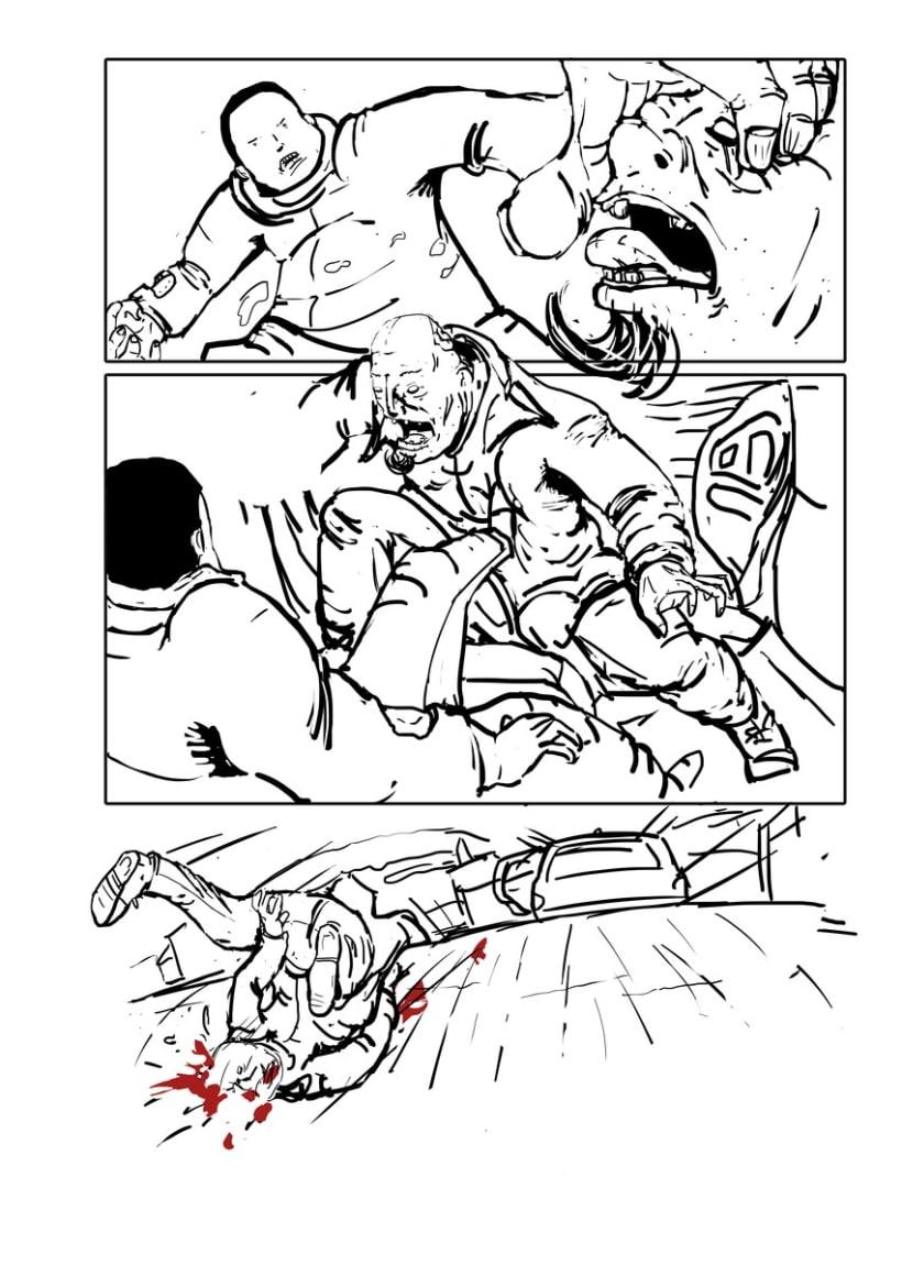 Comic SmokZomby 2