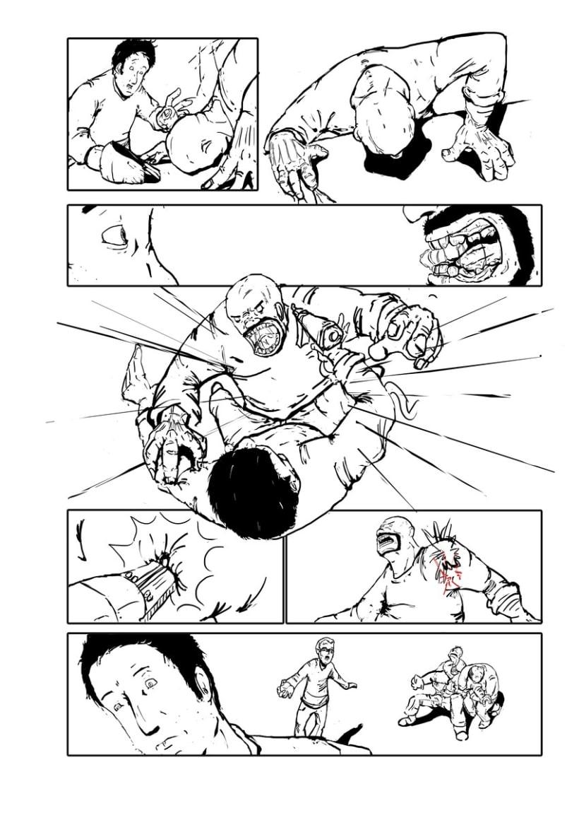 Comic SmokZomby 4