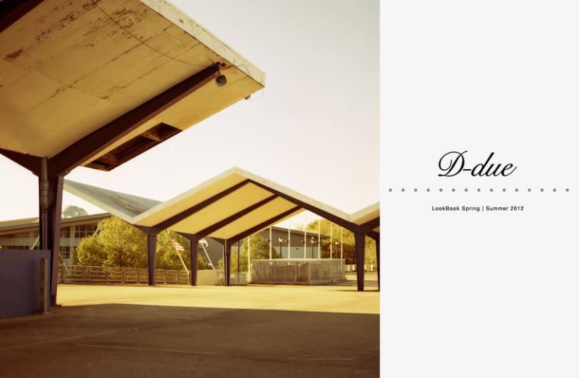 D-due LookBook Spring / Summer 2012 0