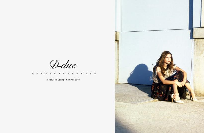 D-due LookBook Spring / Summer 2012 4