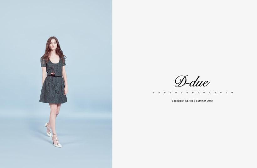 D-due LookBook Spring / Summer 2012 6