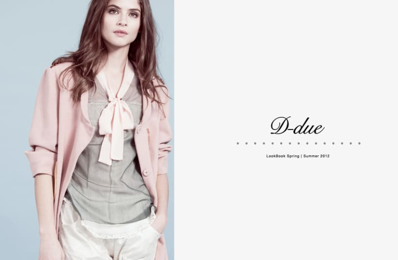 D-due LookBook Spring / Summer 2012 3