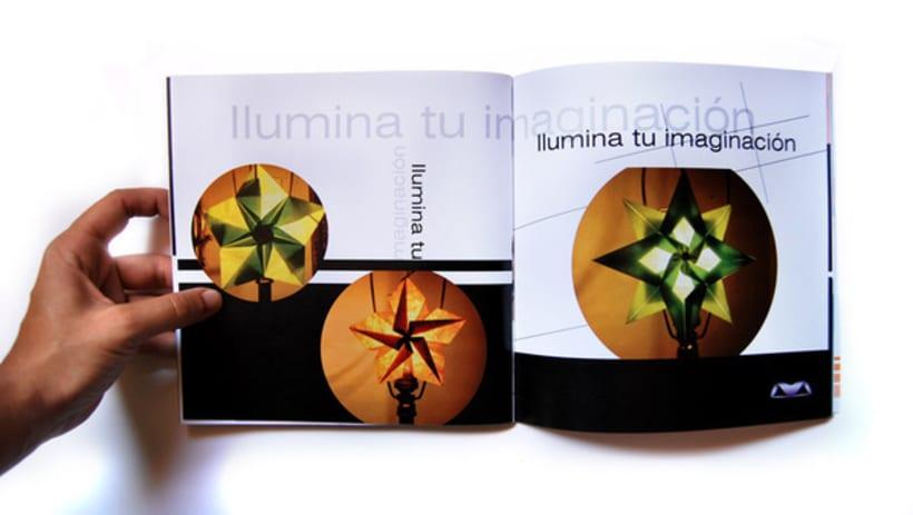Luz de papel. Artes Gráficas -1