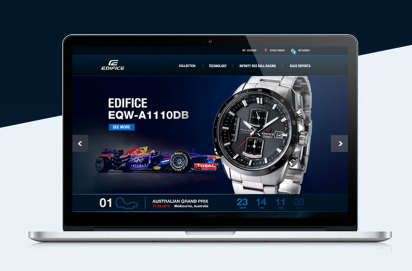 Casio Edifice watches 2