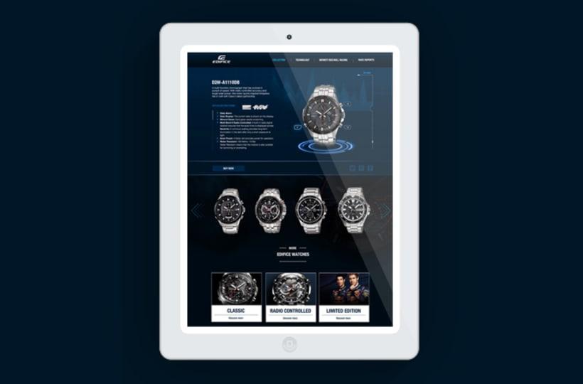 Casio Edifice watches 10