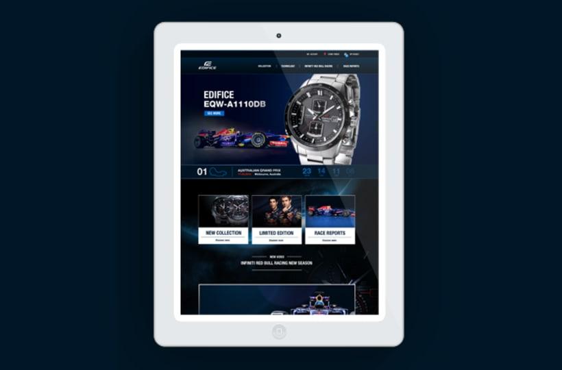 Casio Edifice watches 3
