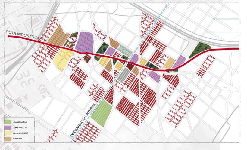 Nuevo Plan Urbano Sur-Este Madrid 1