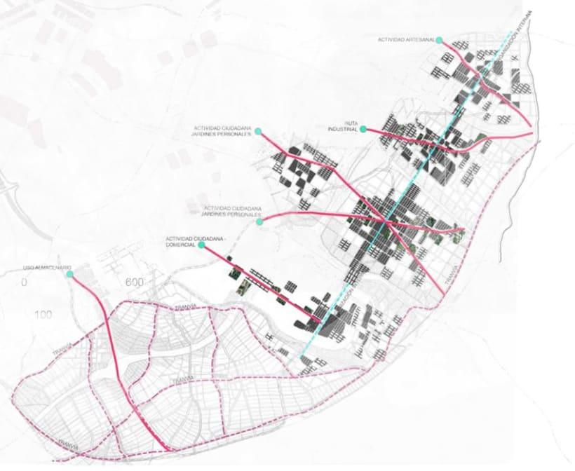Nuevo Plan Urbano Sur-Este Madrid 2