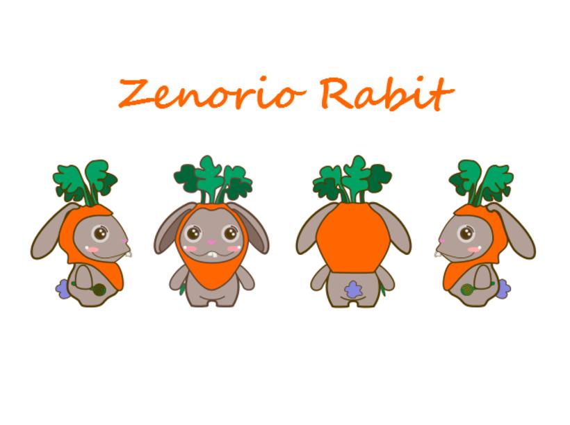Art Toy: Zenorio Rabit -1