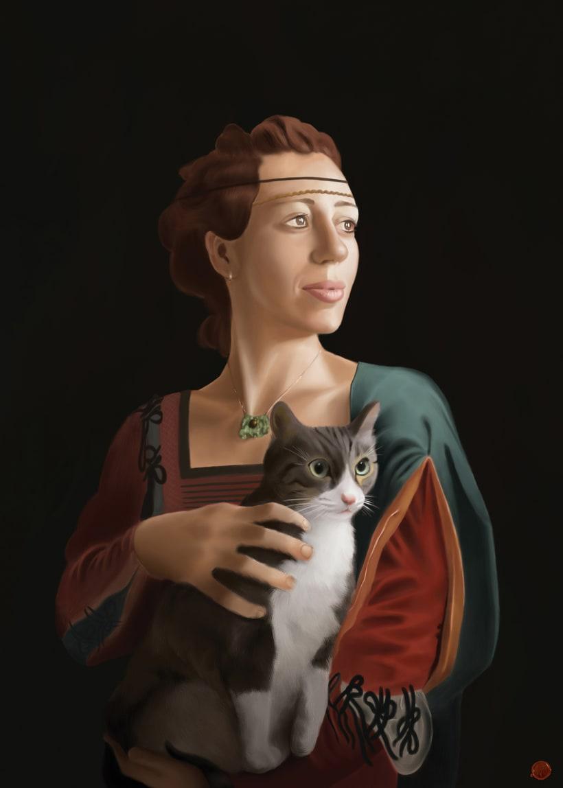 Dora Gray Retratos / Dora Gray Portraits 0