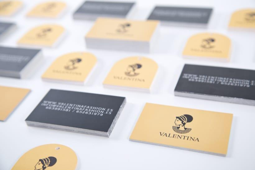 Valentina | Diseño, fotografía y spot 3
