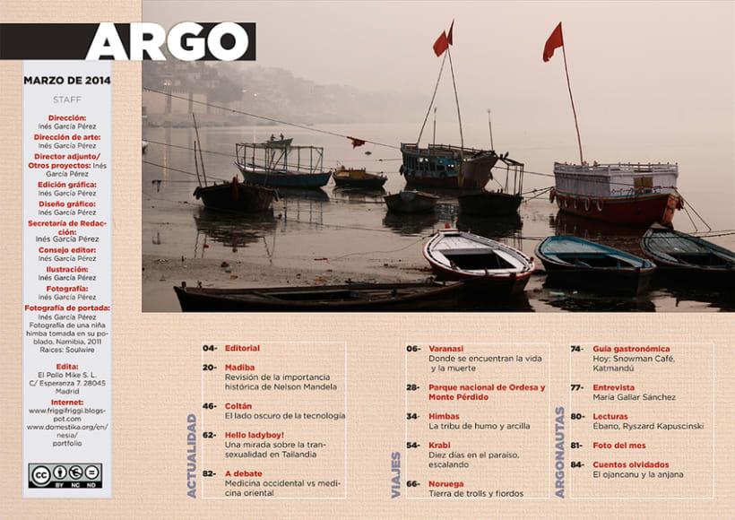 Revista Argo 3