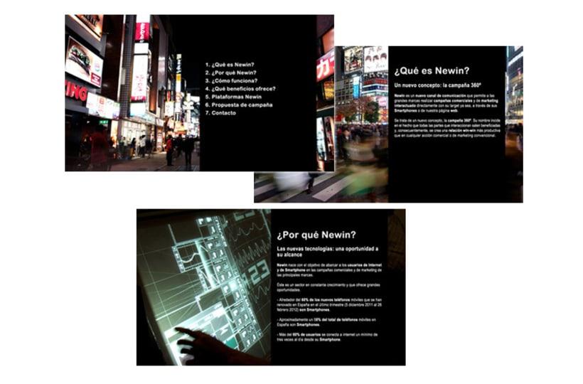 Imagen corporativa, diseño web y diseño de app 3