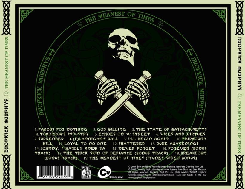 Rediseño CD 5