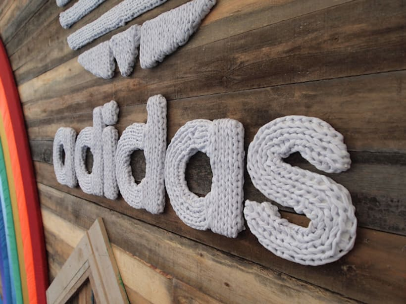 Stand Adidas Sonar Pro 8