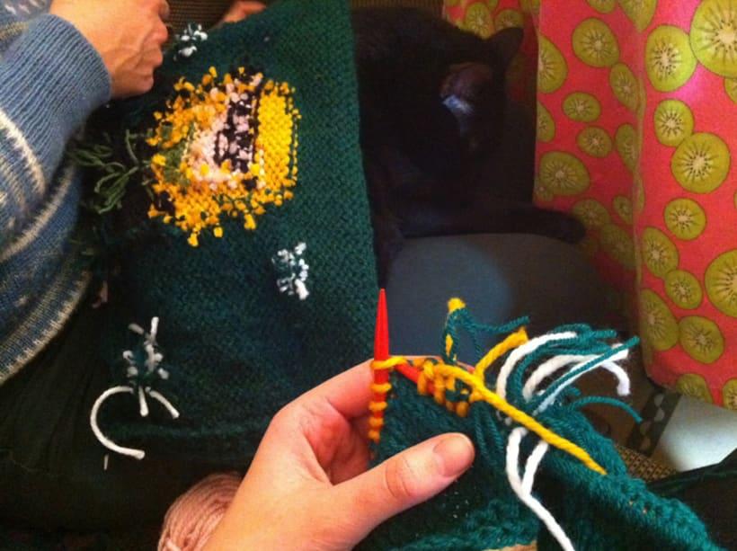 Anuncio tricot Illa Diagonal 3