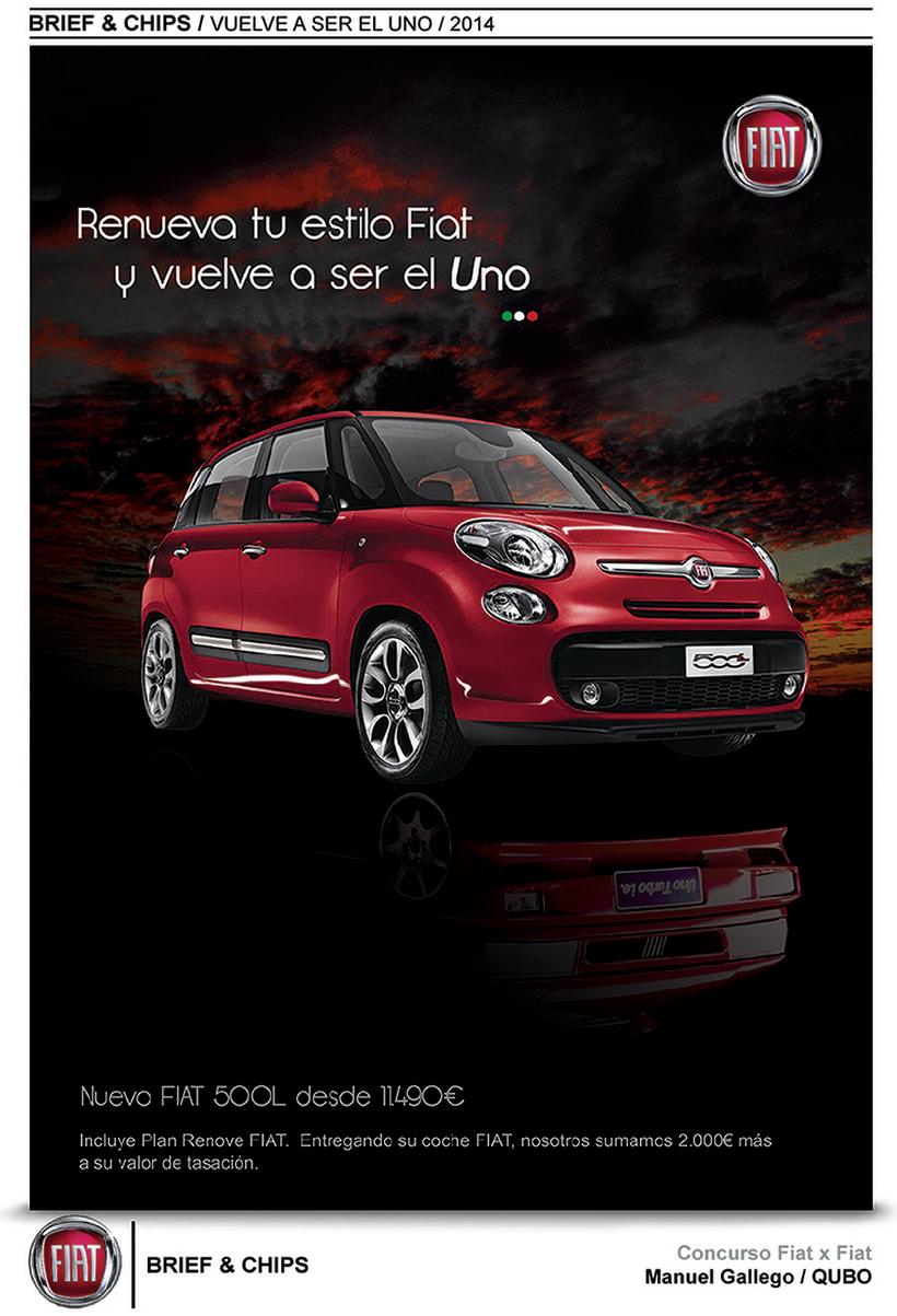 Fiat X Fiat  0