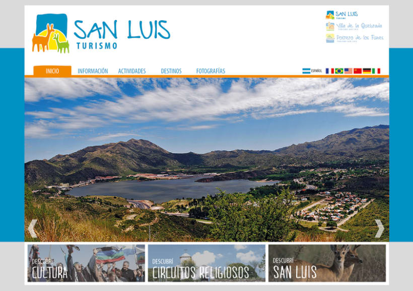 San Luis Digital /diseño web 0