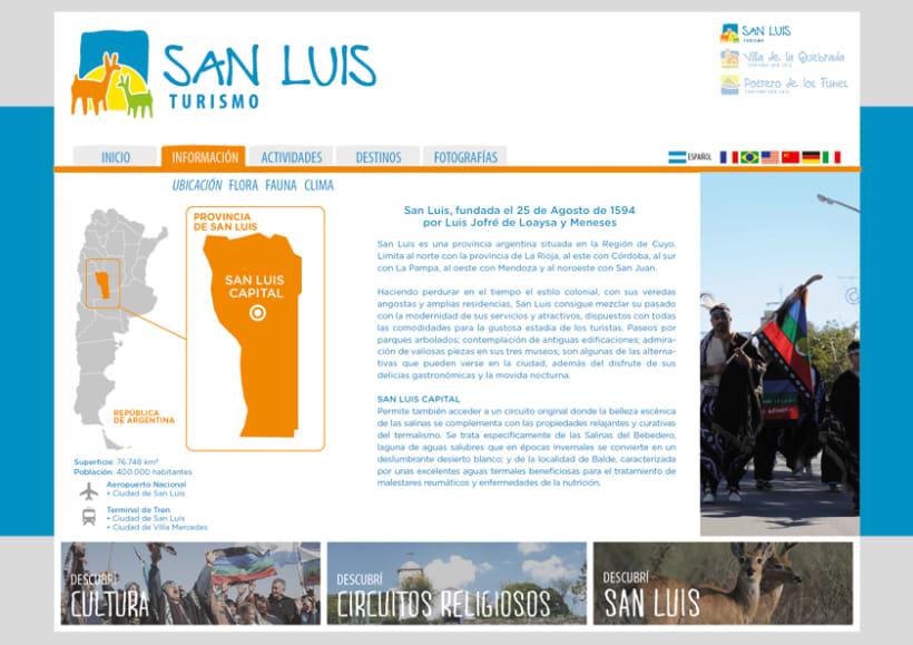 San Luis Digital /diseño web 1